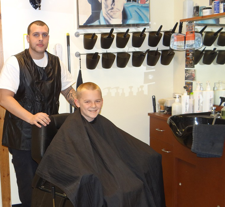 Southington Barber Shop featuring Patrick Brennan