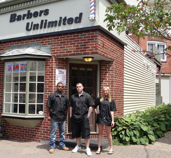 The Team at Barbers Unlimited Southington CT 06489